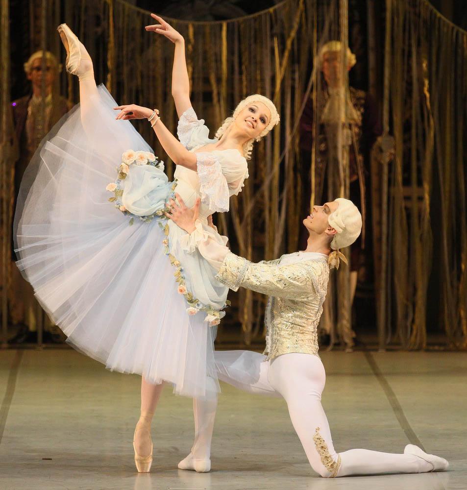 Leg Press For Sale >> The Flames of Paris - Mikhailovsky Theatre St Petersburg