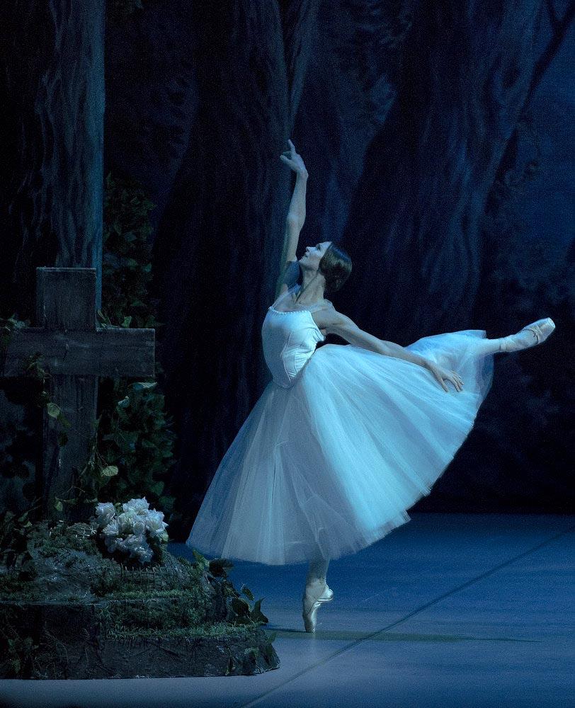 Фото балет жизель