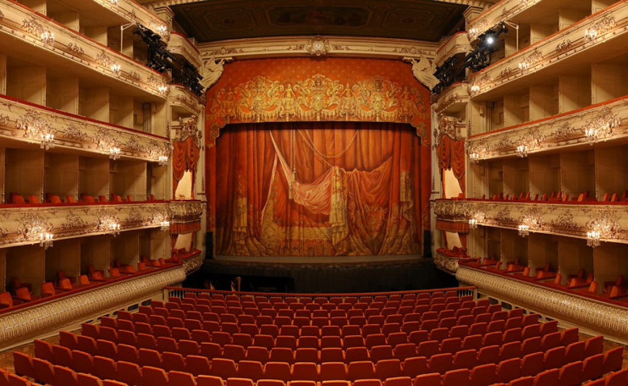Theatre Today Mikhailovsky Theatre St Petersburg