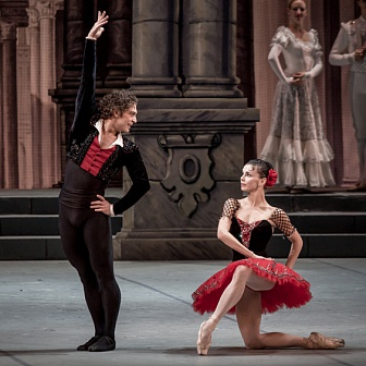 St Petersburg company's New York debut has been a triumph