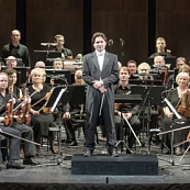 The Mikhailovsky Orchestra on tour in the USA