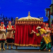 Mikhailovsky Theatre on tour in the USA