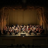 The Mikhailovsky Theatre Symphony Orchestra at the Hermitage