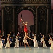 The Mikhailovsky Ballet on tour in Japan