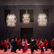The Mikhailovsky Theatre goes on tour to Minsk
