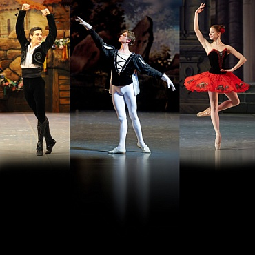 An Evening with young Ballet Stars