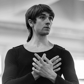 Friedemann Vogel — Principal Dancer of the Mikhailovsky Ballet
