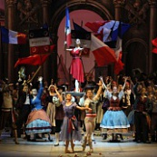 The�Mikhailovsky�Ballet goes�on�tour�to�USA