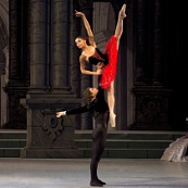 The Mikhailovsky Theatre on tour in London